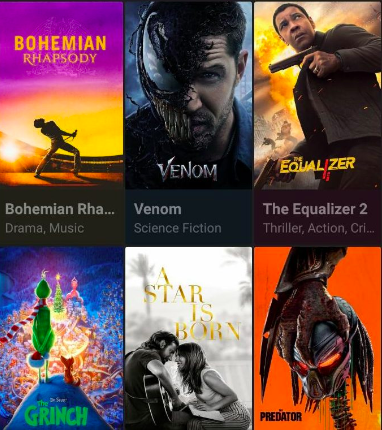 BeeTV Movies and TV Shows on Roku