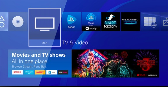 Bee TV App Download on PS 4 & PS 3