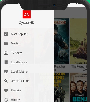 Cyrose HD App Review